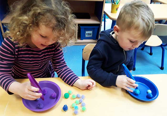 Pre-School Nursery in Worcester